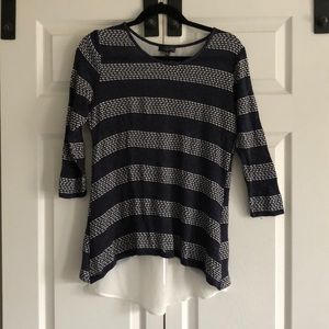 The Limited Lightweight Striped Sweater